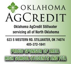 OK Ag Credit Stillwater 250