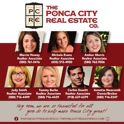 Ponca City Real Estate 250